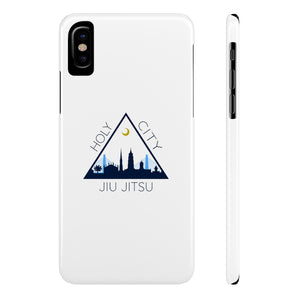 Holy City Slim Phone Case