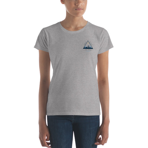 Holy City Women's Tee - Grey