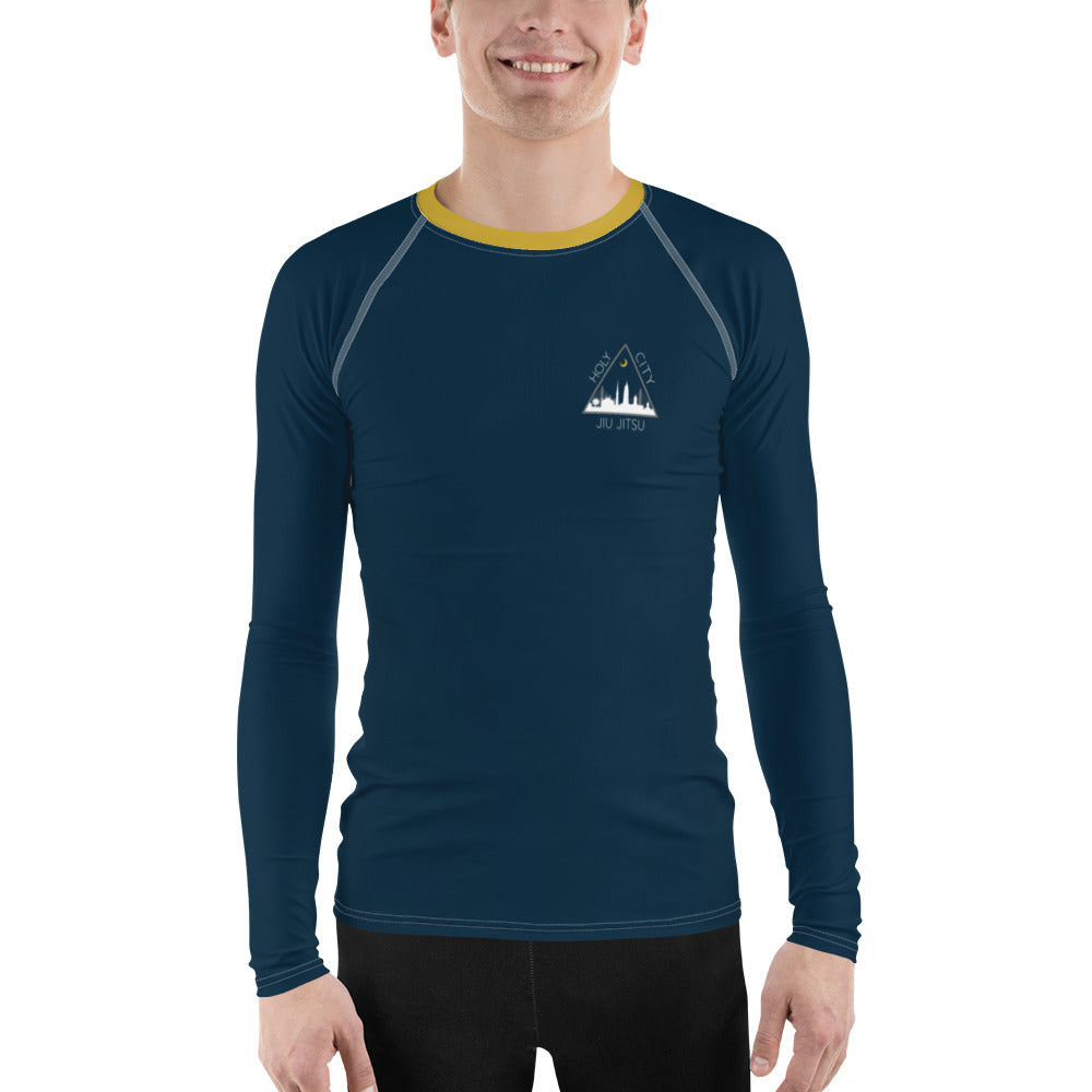 Men's Rash Guard (Navy)
