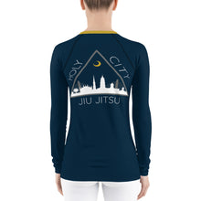 Load image into Gallery viewer, Women's Rash Guard - Navy