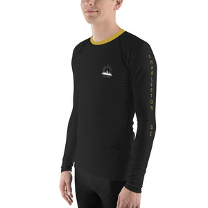 Men's Rash Guard (Black)