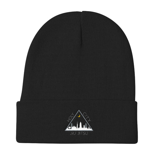 Holy City Jiu Jitsu Knit Beanie