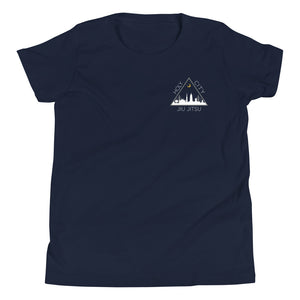 Holy City Kid's Tee - Navy