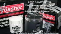 Pistoni Wossner Renault Clio RS16-K9417D030