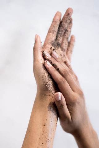 cela body scrub for face body and hands