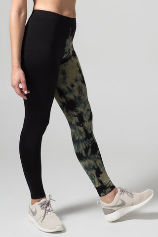 Radiance Legging in Black