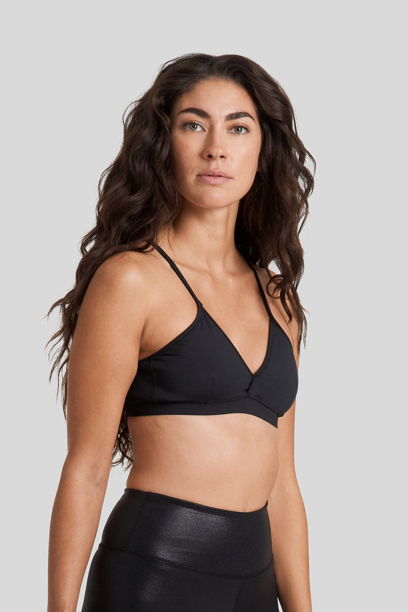 Taylor Bralette in Black