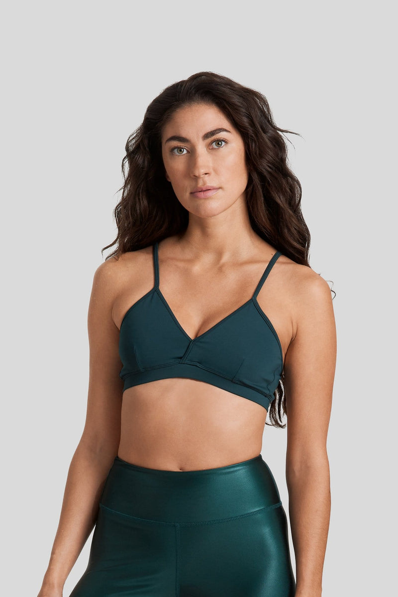 Taylor Bralette in Dark Forest