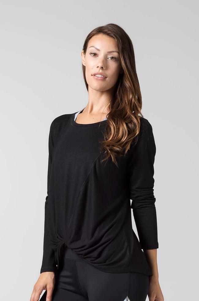 Juliet Top in Black