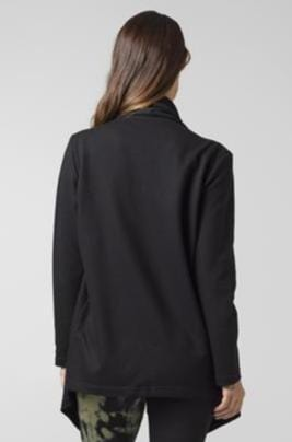 Valencia Jacket in Black