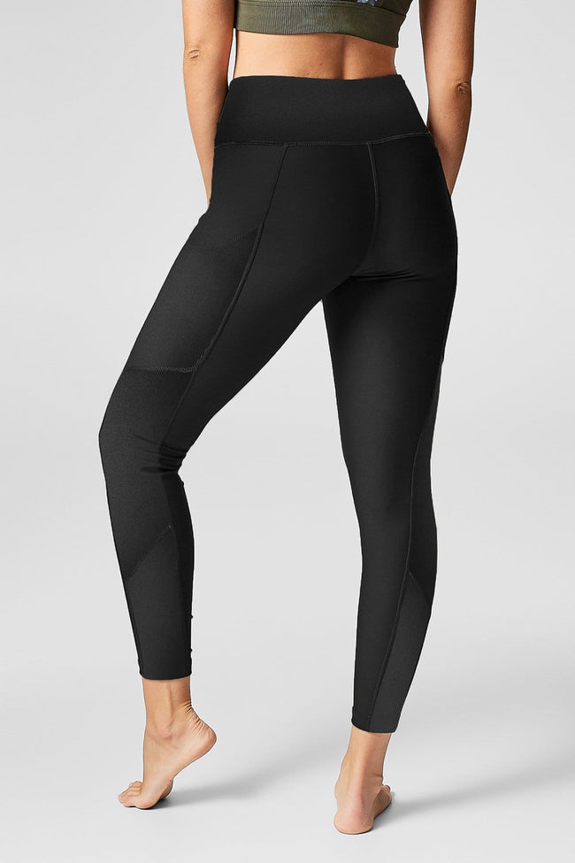 Pocket Legging in Black V2