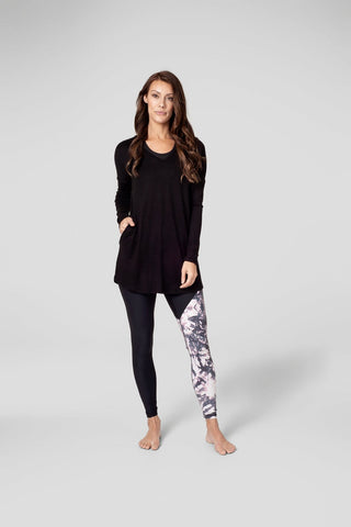 Signature Legging in Abyss