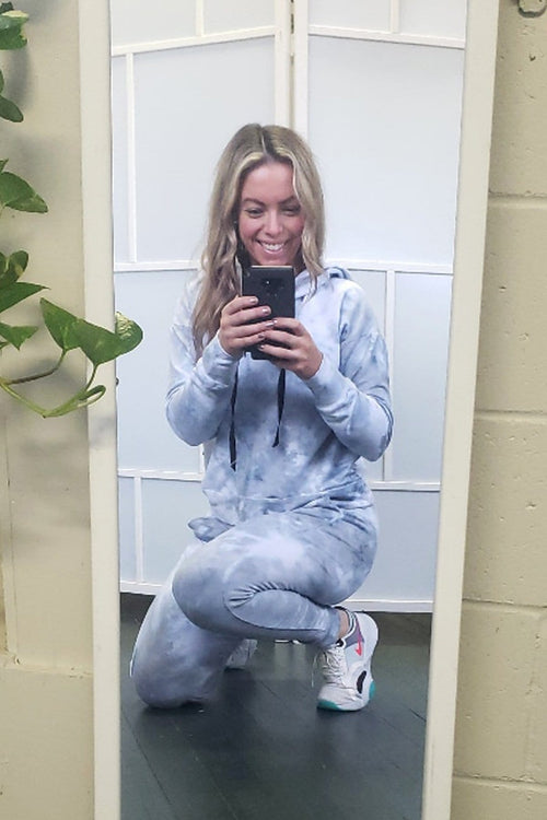 Freedom Jogger in Grey Mist