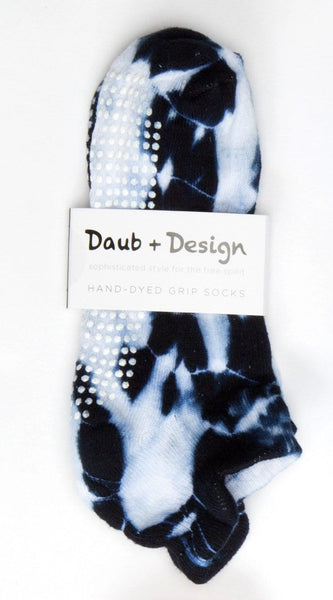Grippy Sock in Indigo - Daub + Design