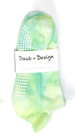Grippy Sock in Meadow - Daub + Design