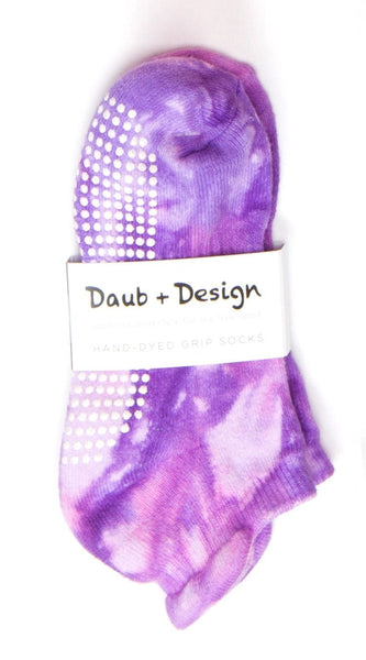 Grippy Sock in Pixie - Daub + Design