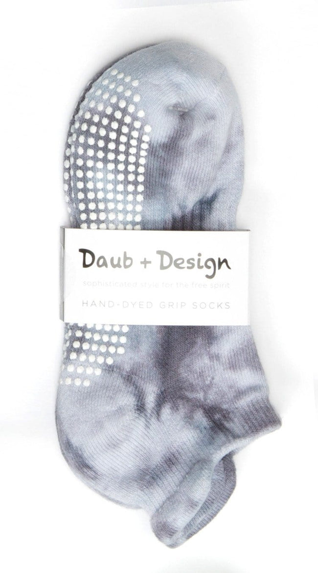 Grippy Sock in Smoke - Daub + Design