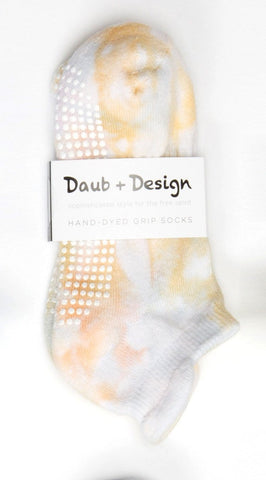 Grippy Sock in Sprinkle - Daub + Design