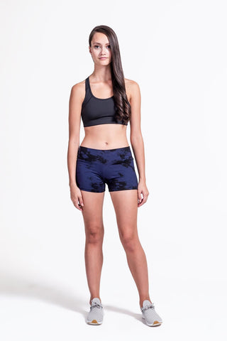 Liberty Shorts in Navy - Daub + Design