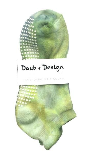 Grippy Sock in Army - Daub + Design