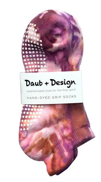 Grippy Sock in Sunrise (NEW) - Daub + Design
