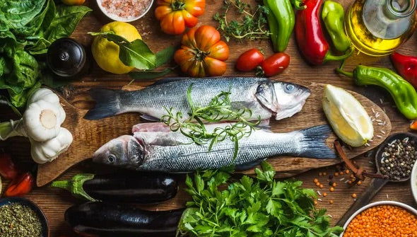 Mediterranean diet may offer cognitive protection