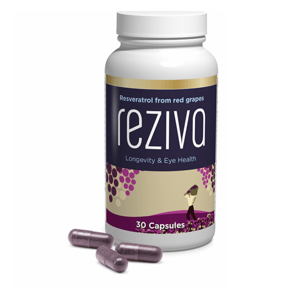 Reziva Resveratrol Concentrated Extract From French Red Wine