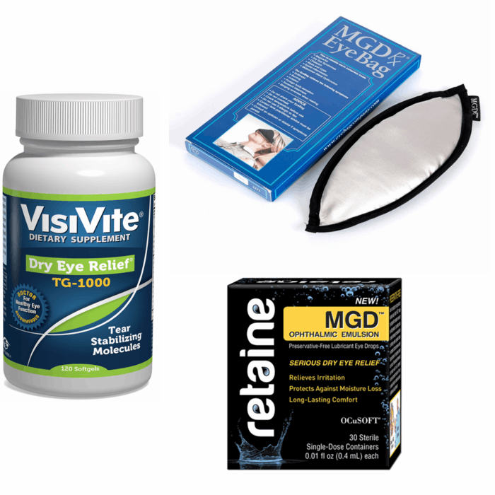 Dry Eye Club - 3 Product Bundle - SAVE $60