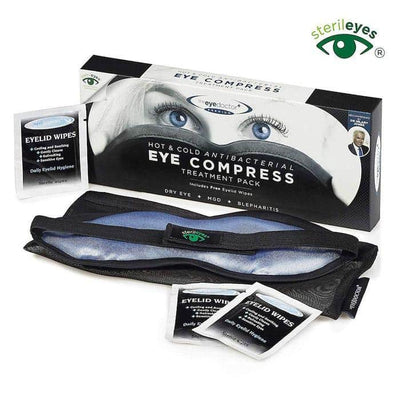 Eye Doctor Plus Moist Heat Dry Eye Compress
