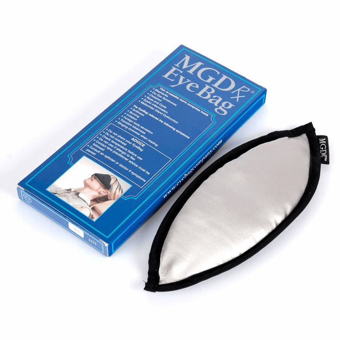 Eyelid Heating Bag | MGDRx® Eyebag® for Dry Eye & Blepharitis