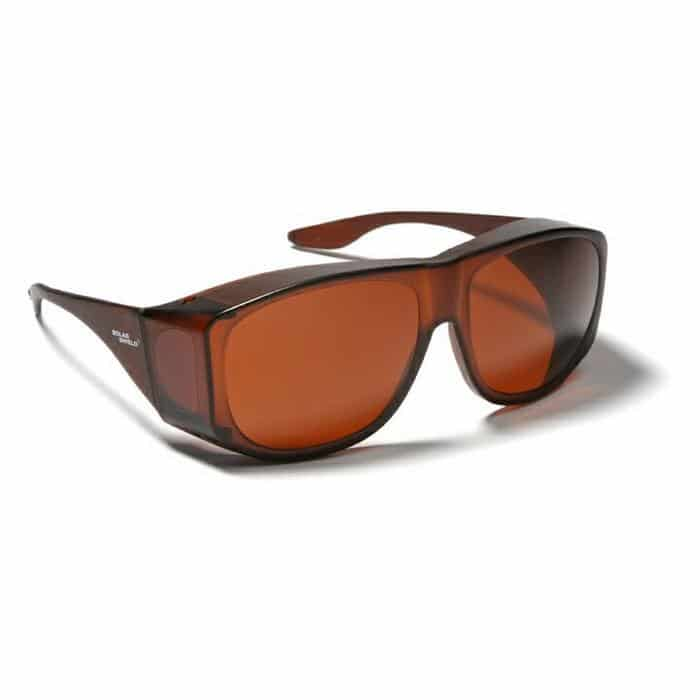 Solar Shield Amber Sunglasses - Blue Blocker Sunglasses