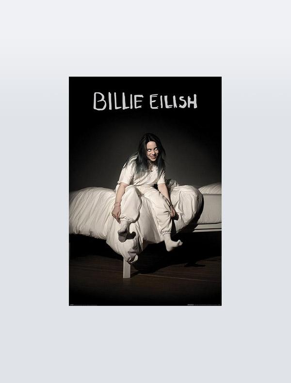 BILLIE EILISH - POSTER