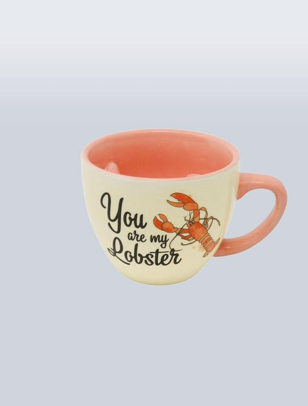 FRIENDS - CANECA YOU ARE MY LOBSTER