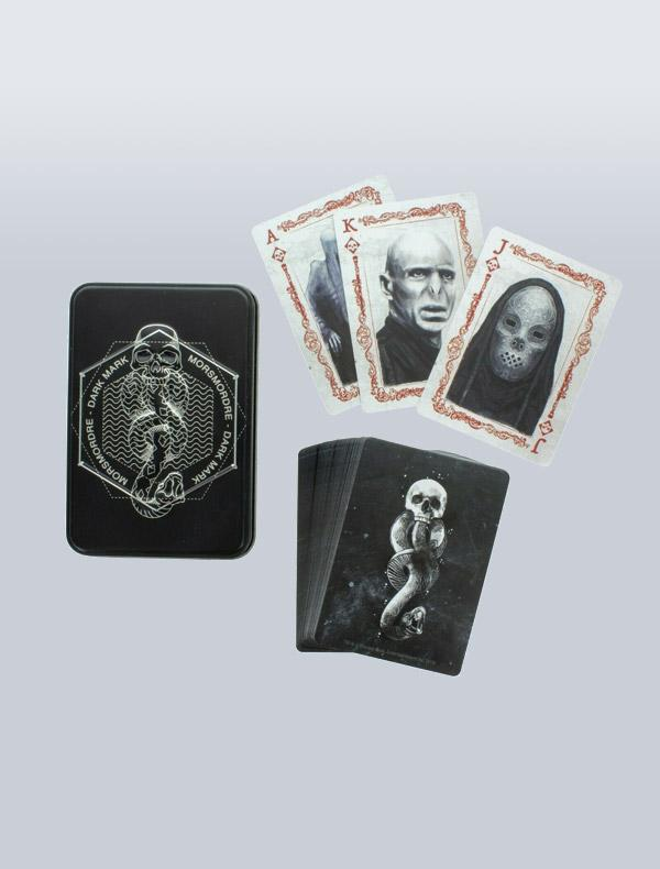 HARRY POTTER - CARTAS DARK ARTS