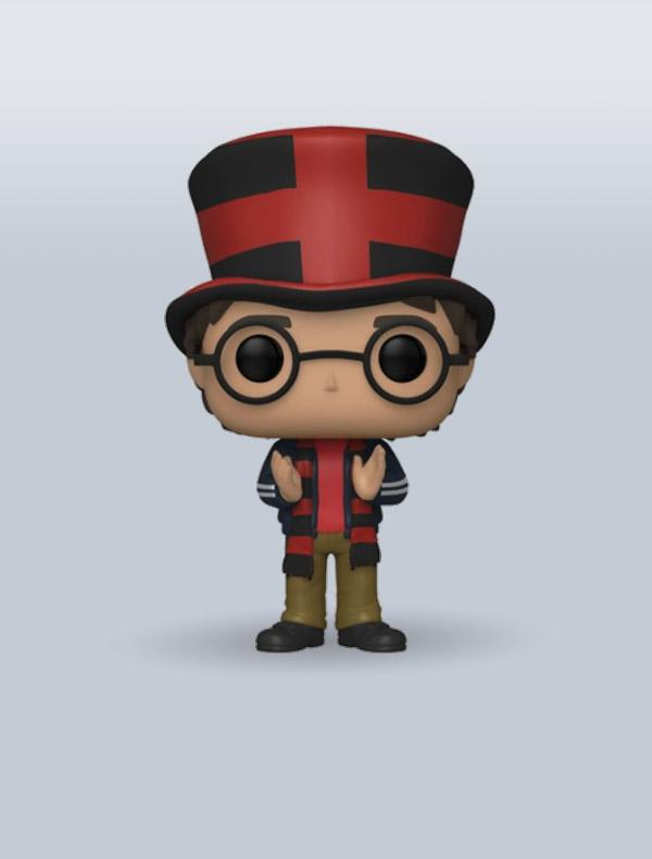 POP! Harry Potter - Mundial de Futebol -  San Diego Comic Con 2020