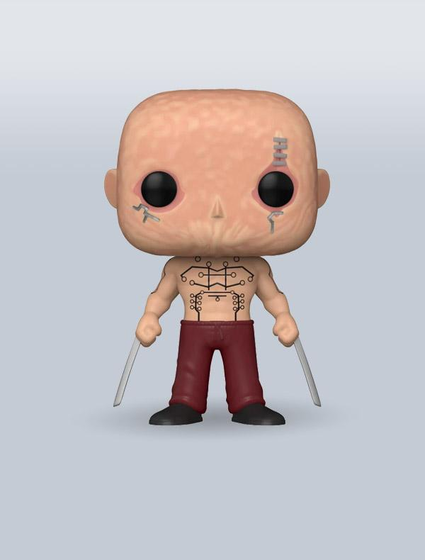 POP! Marvel - Wade Wilson - San Diego Comic Con 2020