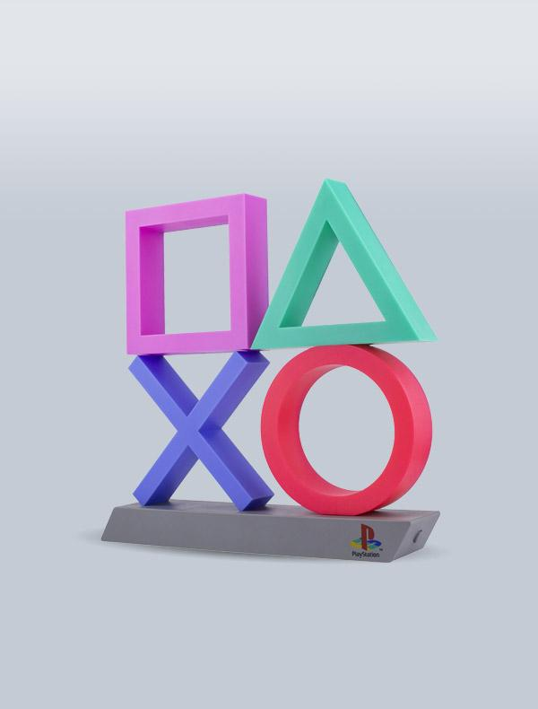 PlayStation - Candeeiro Icons XL