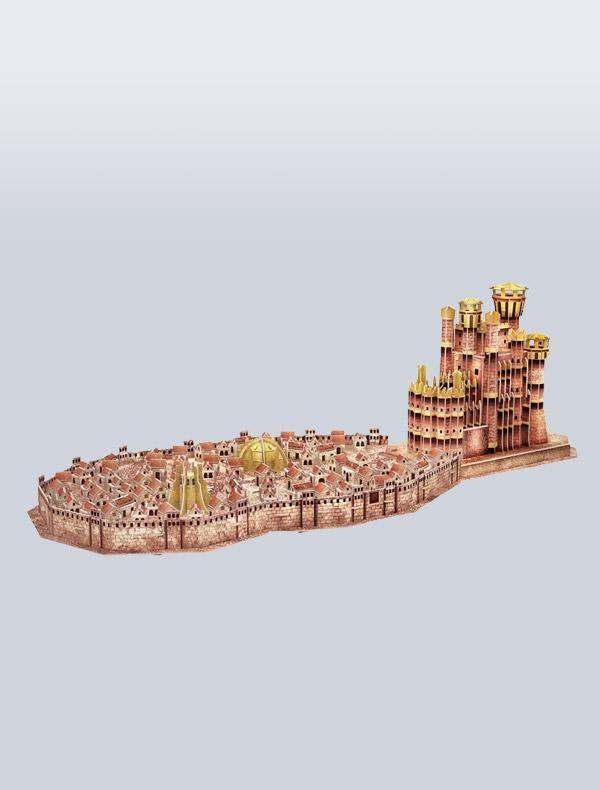 Puzzle 3D Game of Thrones King's Landing