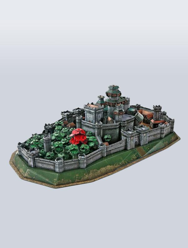 Puzzle 3D Game of Thrones Winterfell