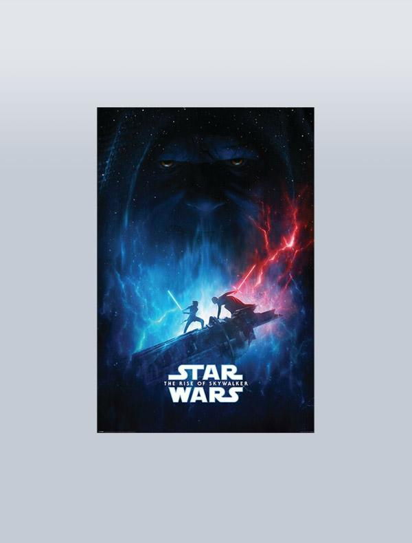 STAR WARS - POSTER THE RISE OF SKYWALKER