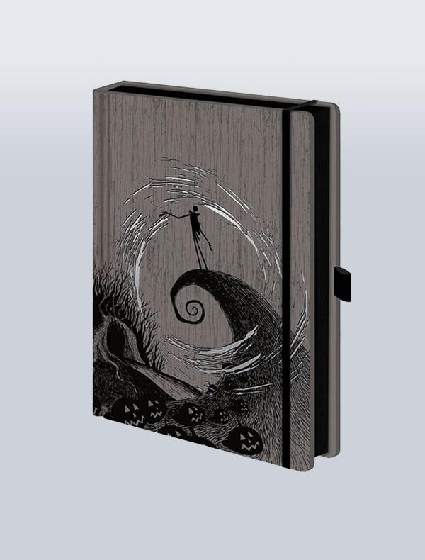 THE NIGHTMARE BEFORE CHRISTMAS - CADERNO PREMIUM A5