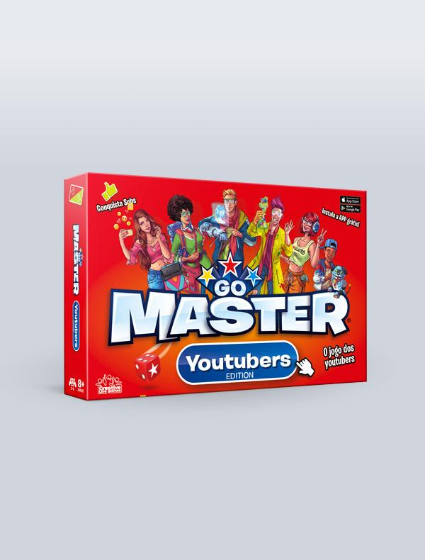 Go Master - YouTuber's Edition
