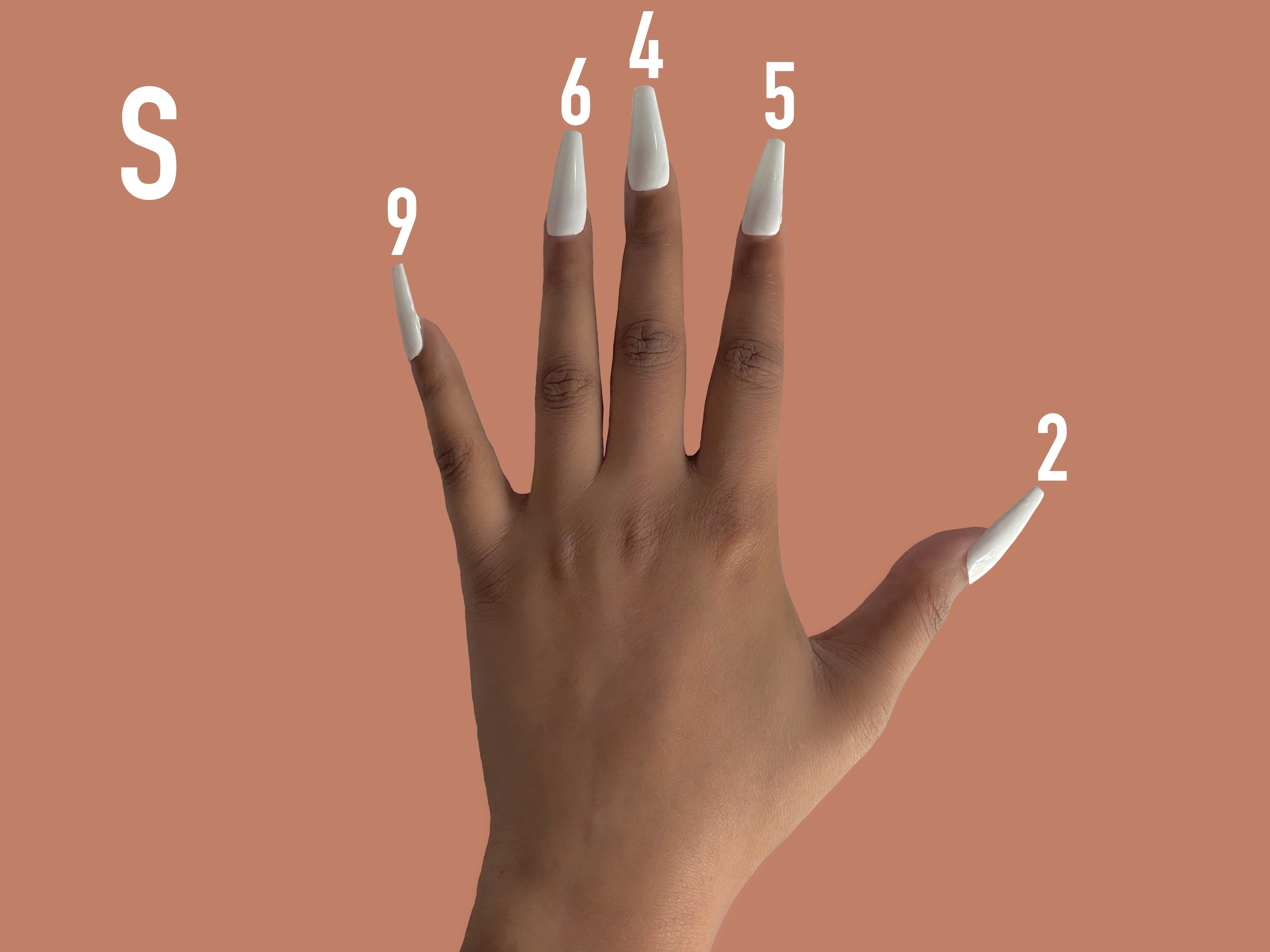 Pure by Nur S Nail Size