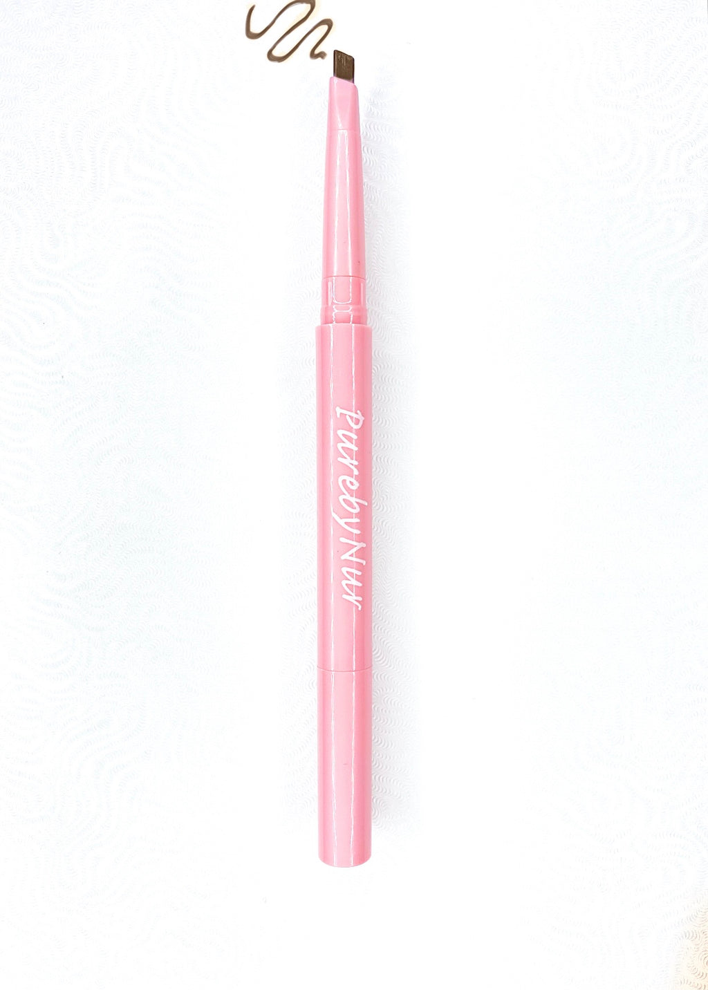 Pure By Nur Duo Ended Shape & Define Pencil- DARK BROWN