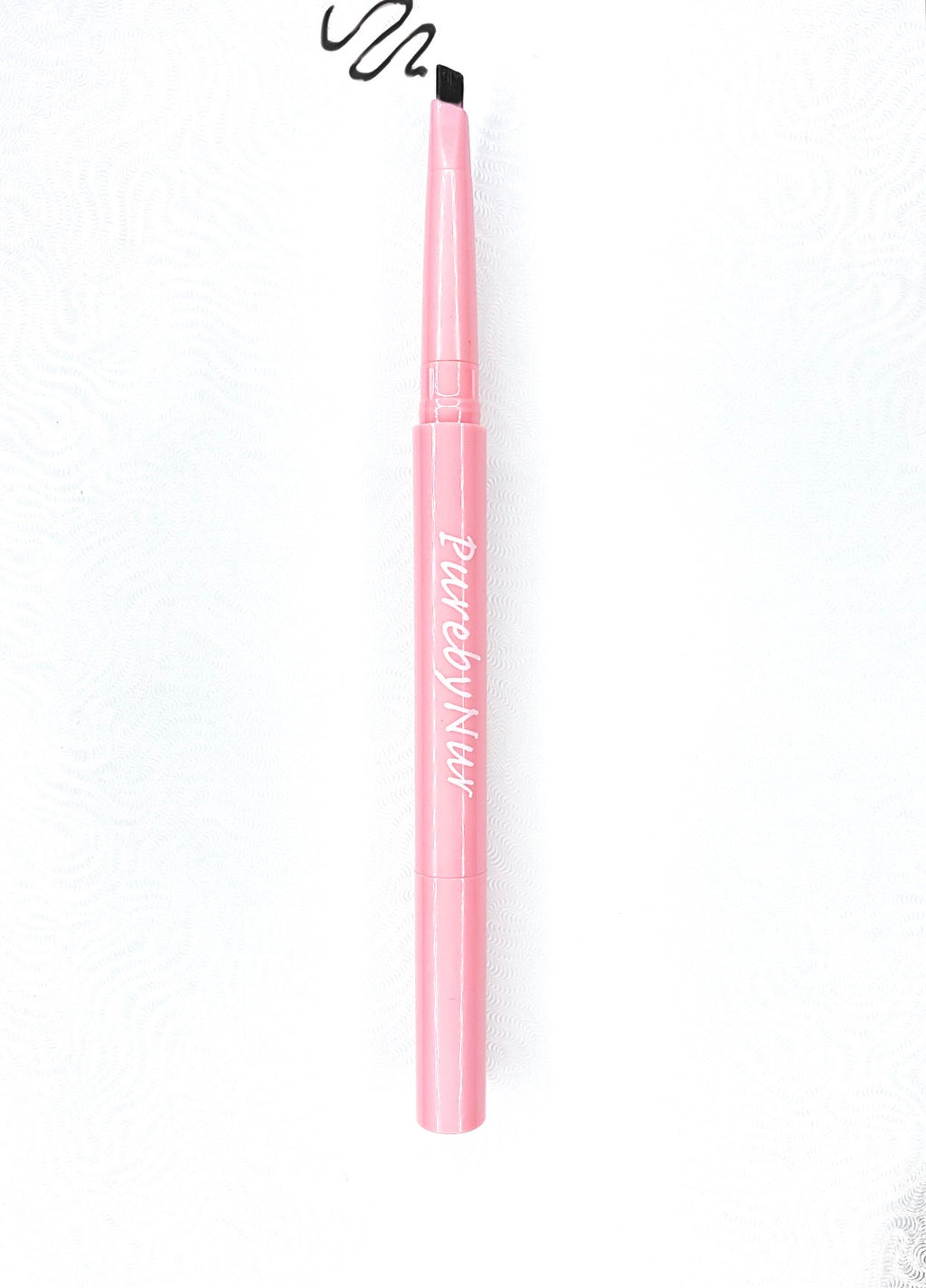 Pure By Nur Duo Ended Shape & Define Pencil- BLACK