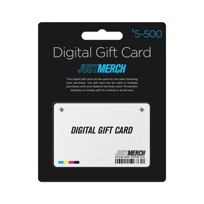 All Artists Now Offer Gift Cards!