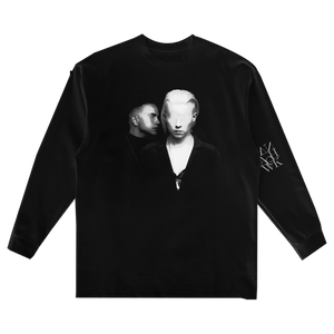 Heaven Long Sleeve (Black)