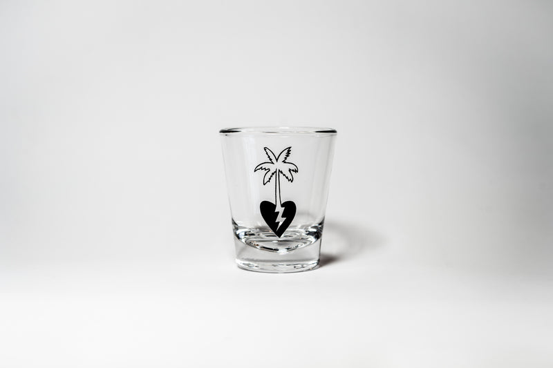 Tropical Shot Glass