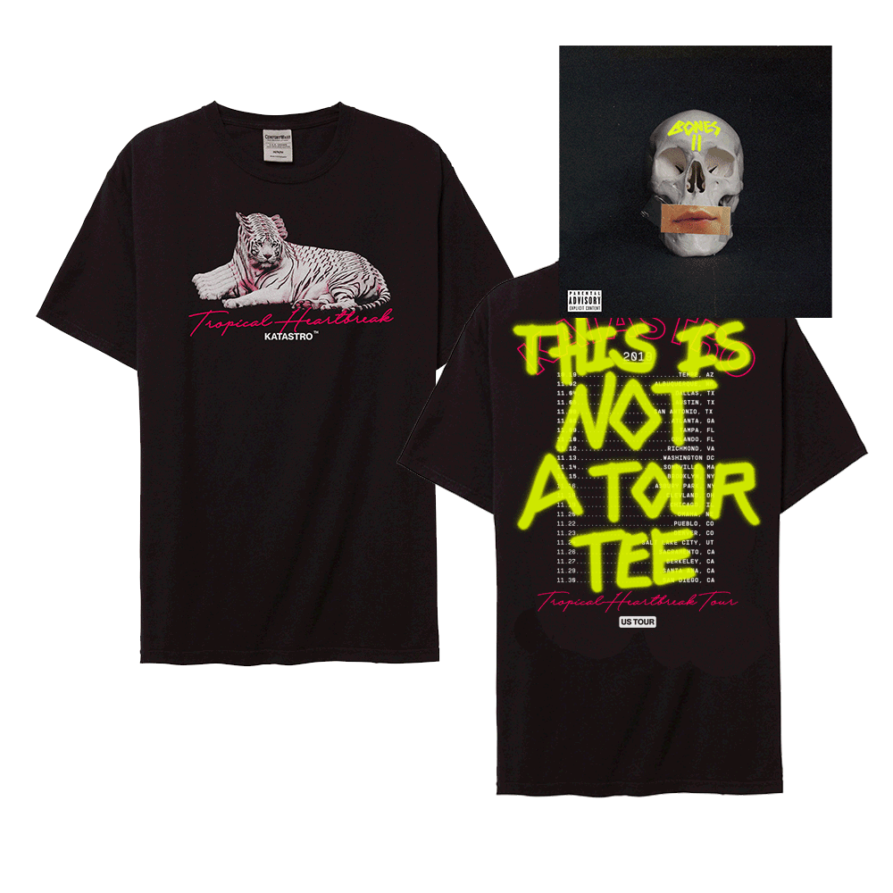 This Not A Tour Tee Bundle