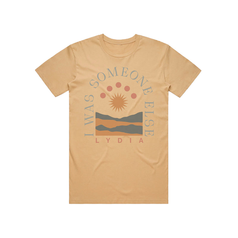 I Was Someone Else Tee (Tan)
